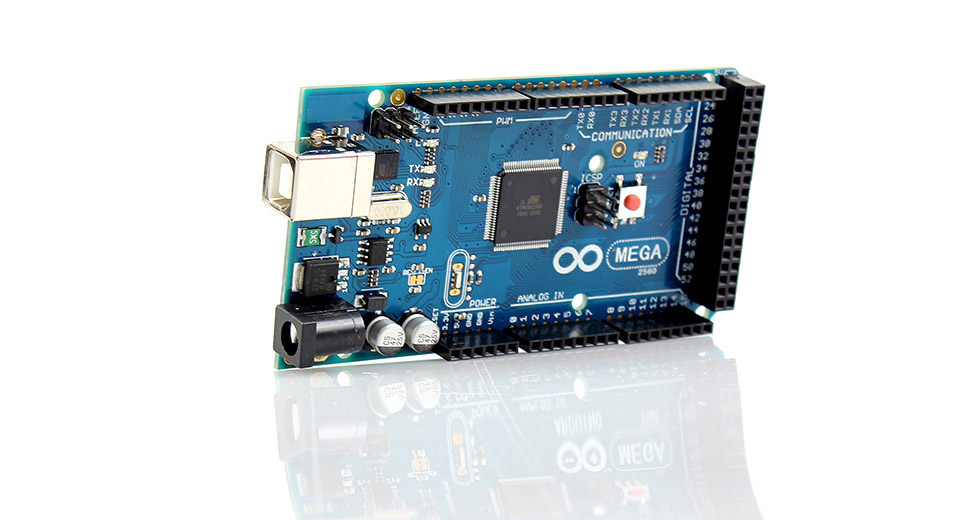 Arduino mega development board w usb