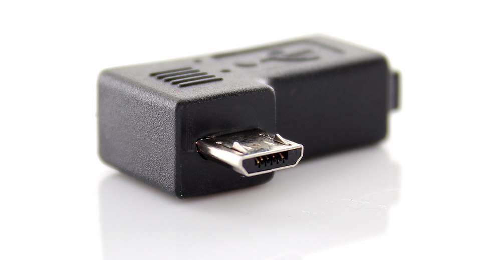 Product Image: micro-usb-male-to-female-left-angled-adapter