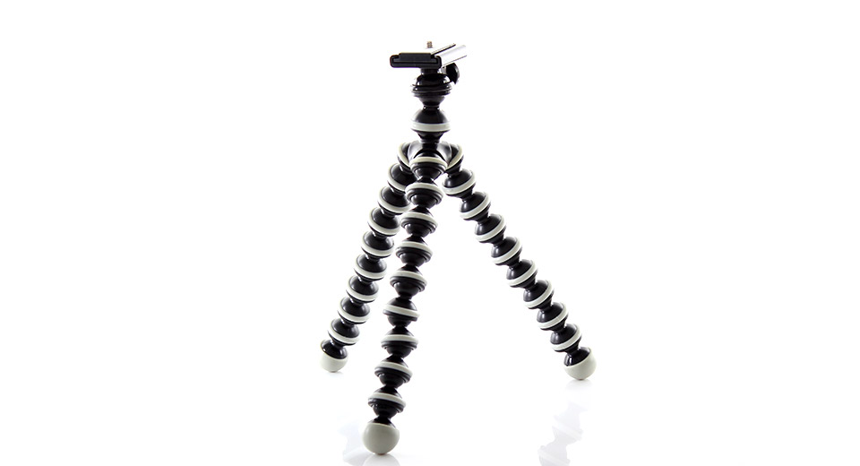 Image of 10-inch Flexible Joints Camera Tripod