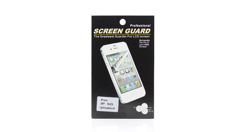 Product Image: scratch-resistant-crystal-clear-screen-protector