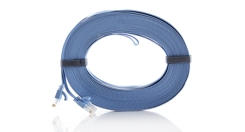 Image of 15-Meter RJ45 Flat Network Cable
