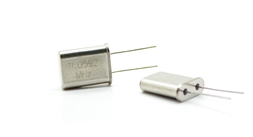 Image of 11.0592 Mhz Crystals (20-Pack)