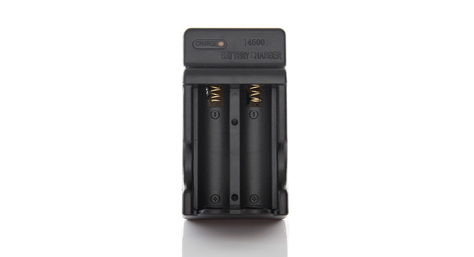 Portable Digital Battery Charger for 14500 Rechargeable Batteries