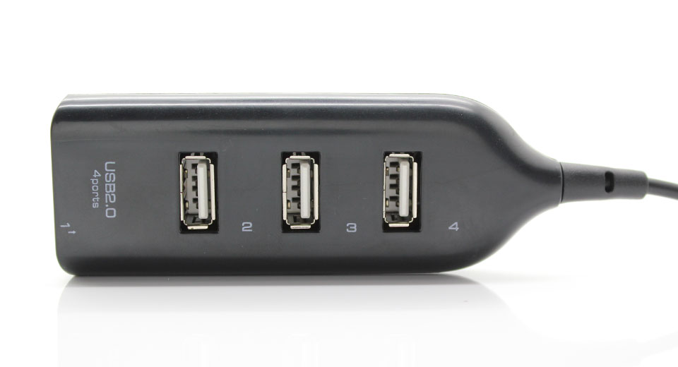 Product Image: usb-2-0-hi-speed-4-port-hub-black