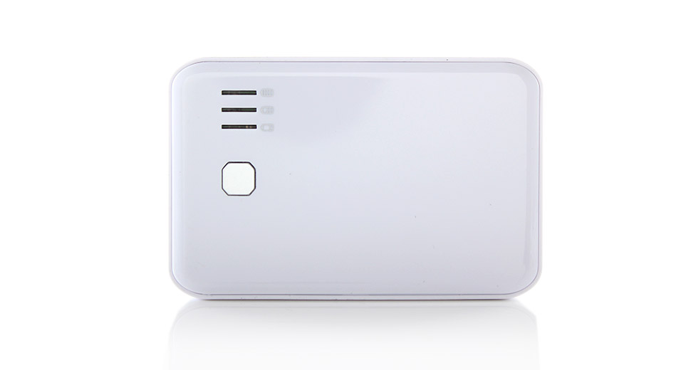 5000mAh Rechargeable External Battery Pack for Smartphones