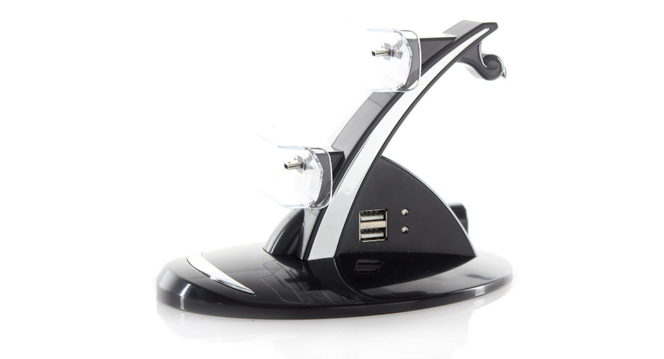 Dual Controller USB Charging Cradle / Dock for PS3