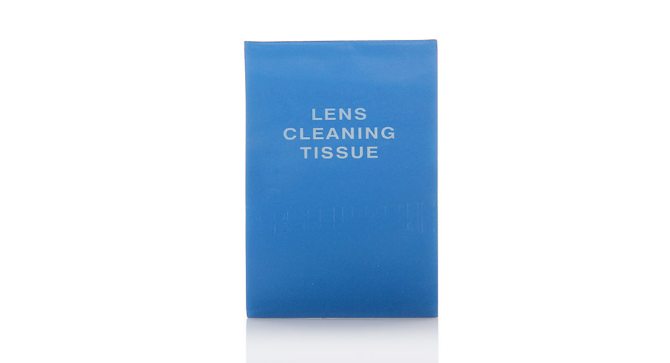 Lens Cleaning Tissues (30-Sheet Pack)