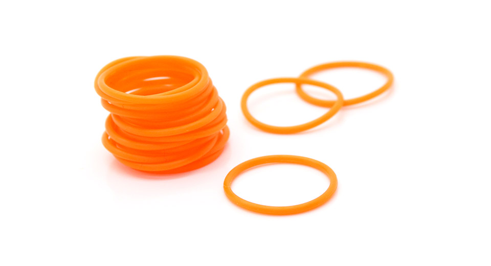 Image of Silicone O-Ring Seals (20-Pack)