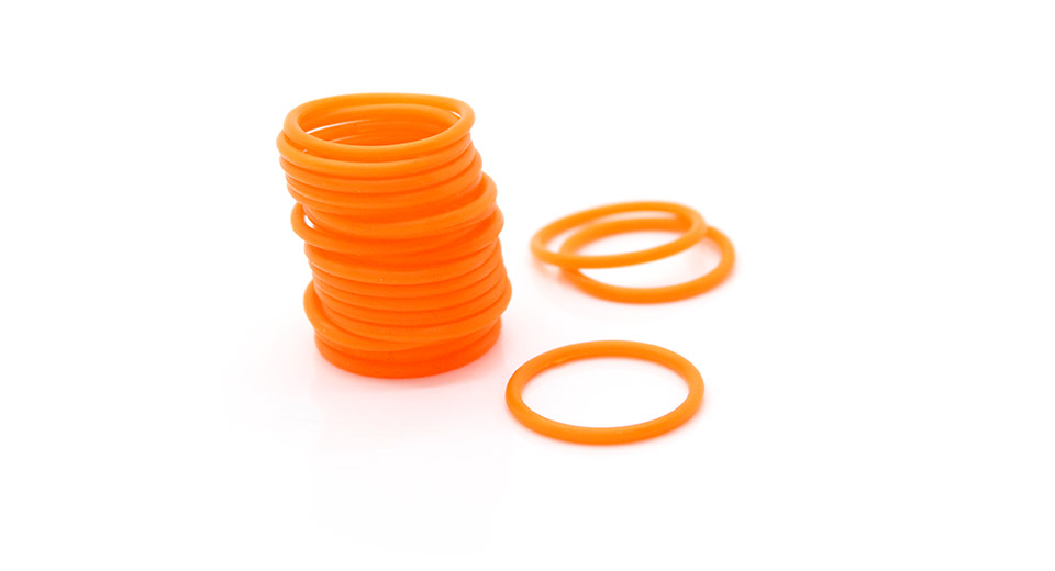 Water-tight O-Ring Seals (20-Pack)