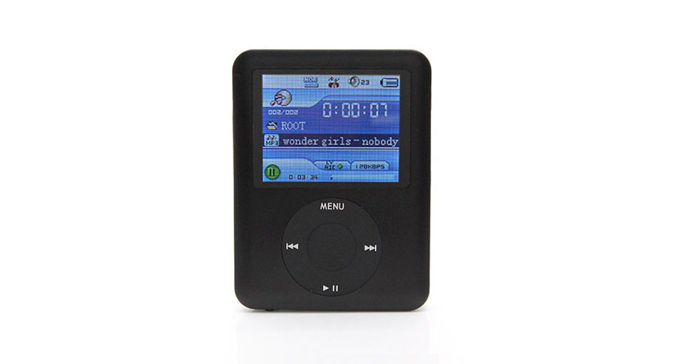 Product Image: third-generation-18-tft-lcd-screen-mp4-player-4gb