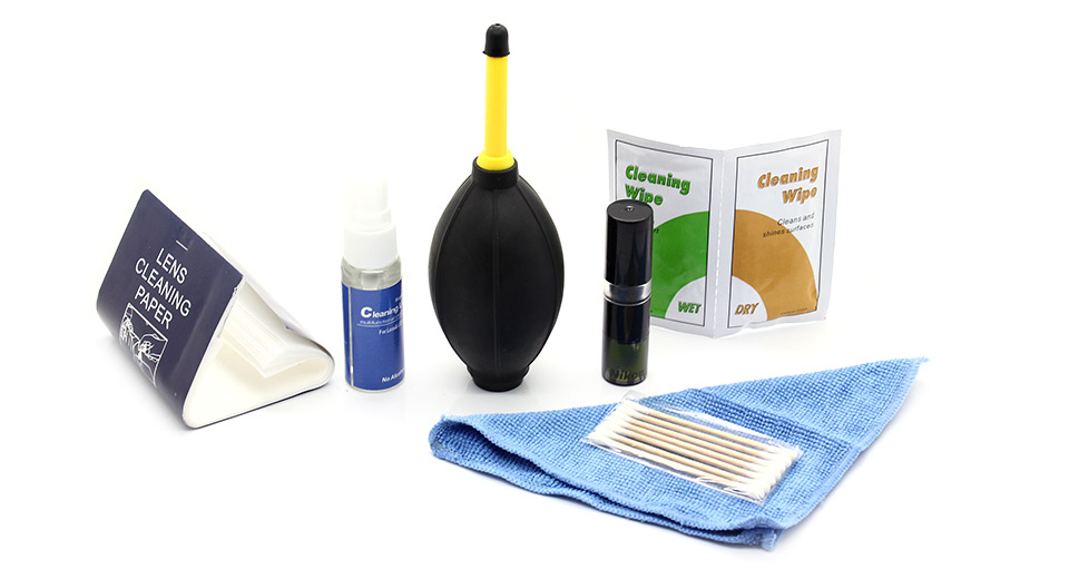 Image of 7-in-1 Cleaning Kit for Nikon Digital / SLR Cameras