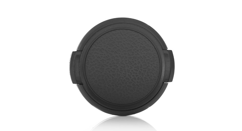 Snap-on Universal Camera Lens Cap Cover (46mm)