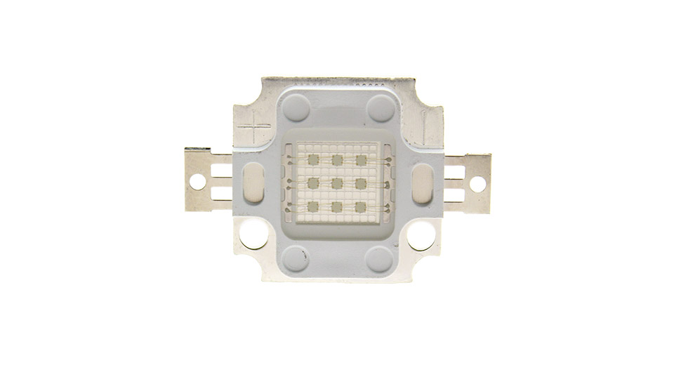 10W 160LM 455nm Blue Light LED Emitter 10W, 160LM, Blue Light