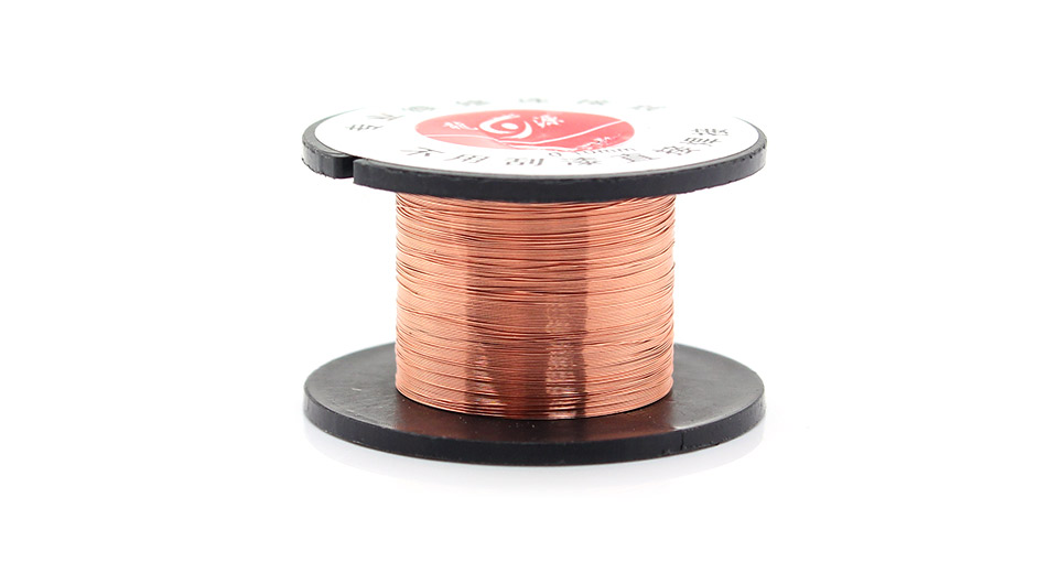 Image of 0.1mm Soldering Enameled Copper Wire