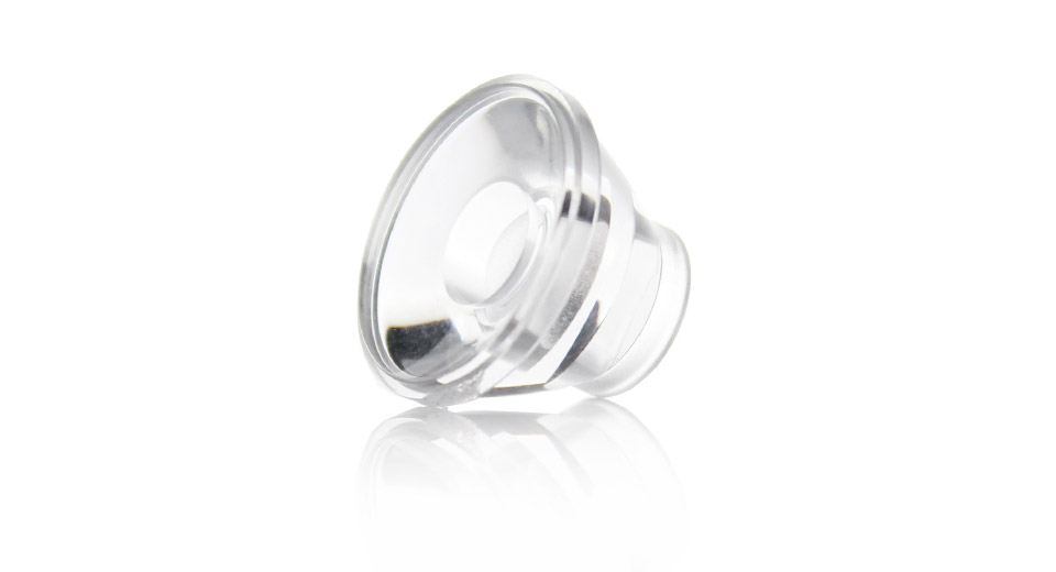 Image of 10 Degree Angle Optical Condenser Lens/Optic for Cree XR-E LED Emitters