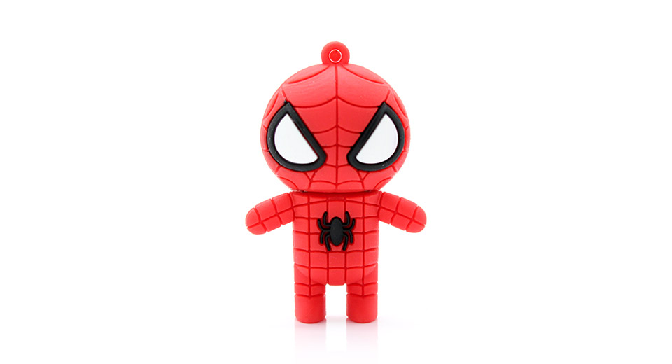 Spider-Man Style USB Flash/Jump Drive (8GB)