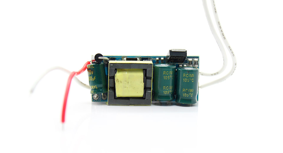 7x1W LED Power Constant Current Driver