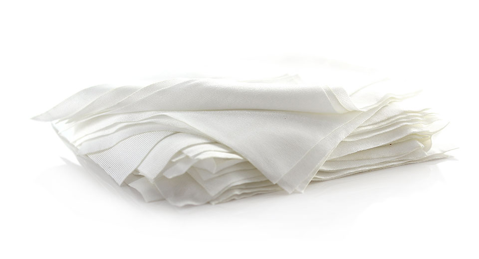 Micro Fiber Cleaning Clothes (100-Piece)