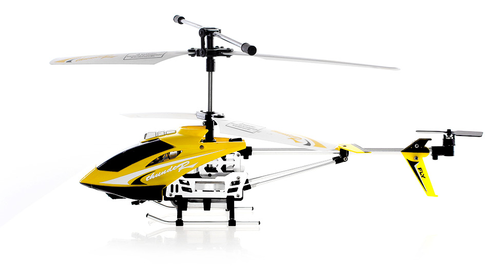 3-Channel Rechargeable Wireless R/C Helicopter