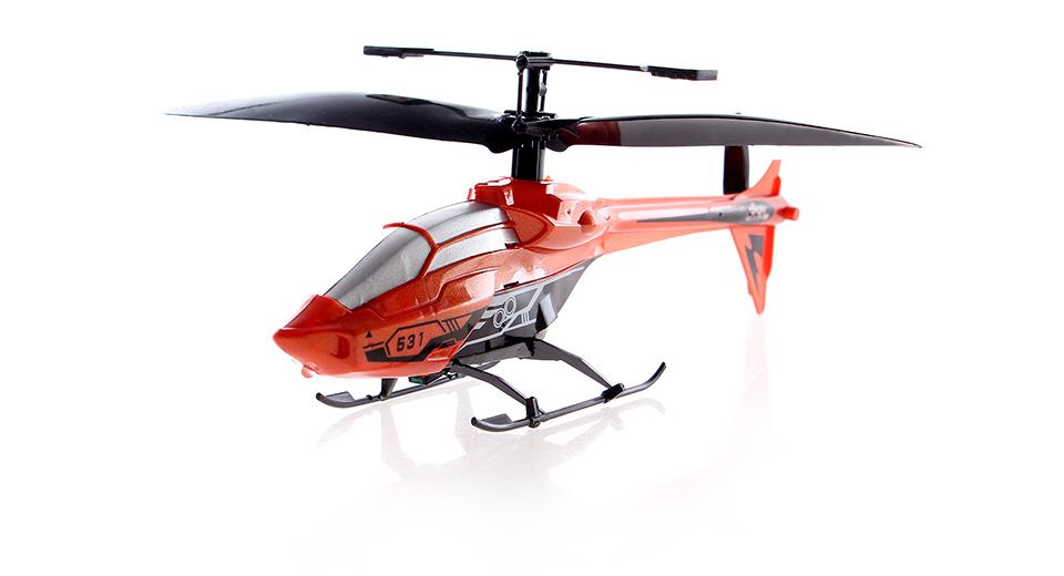 Rechargeable 4-Channel R/C Helicopter w/Gyroscope