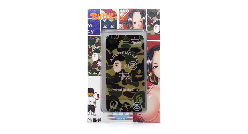 Camouflage Protection Stickers for iPhone 4/4S