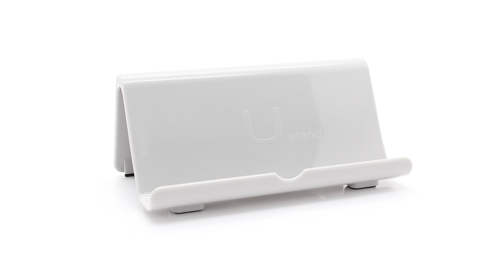 Durable Plastic Stand Holder for Wii U