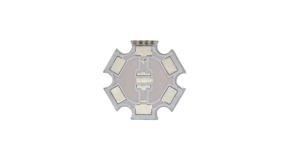 Star Base Plates for Cree XP-E/XP-G (10-Pack)