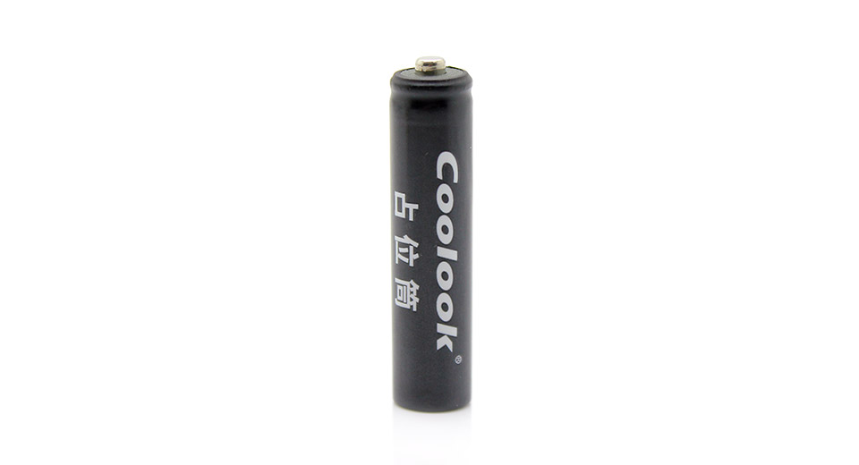 Coolook AAA Battery Placeholder Cylinder