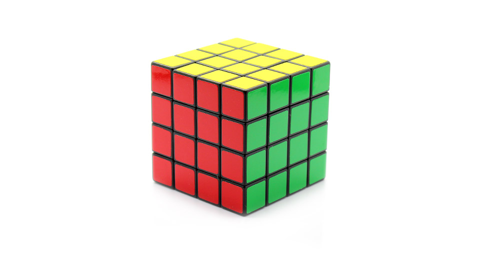 DongXian 4x4x4 Puzzle Speed Cube