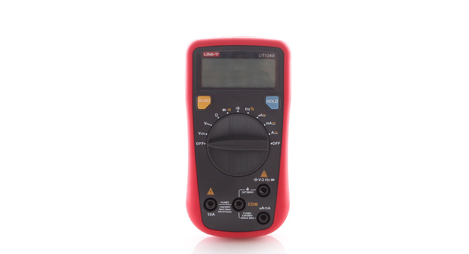 Product Image: uni-t-ut136-handheld-digital-multimeter