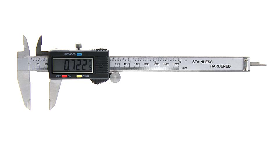 Digital 150mm (6-inch) Caliper