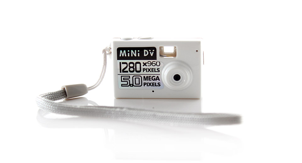 Product Image: ultra-mini-screen-free-digital-stills-video-camera