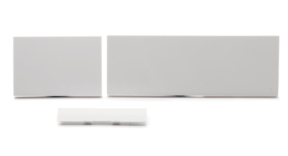 3-in-1 Replacement Doors Set for Wii
