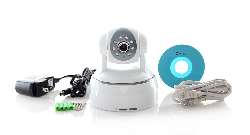 Product Image: ip-530w-300kp-night-vision-webcam-with-built-in-wi