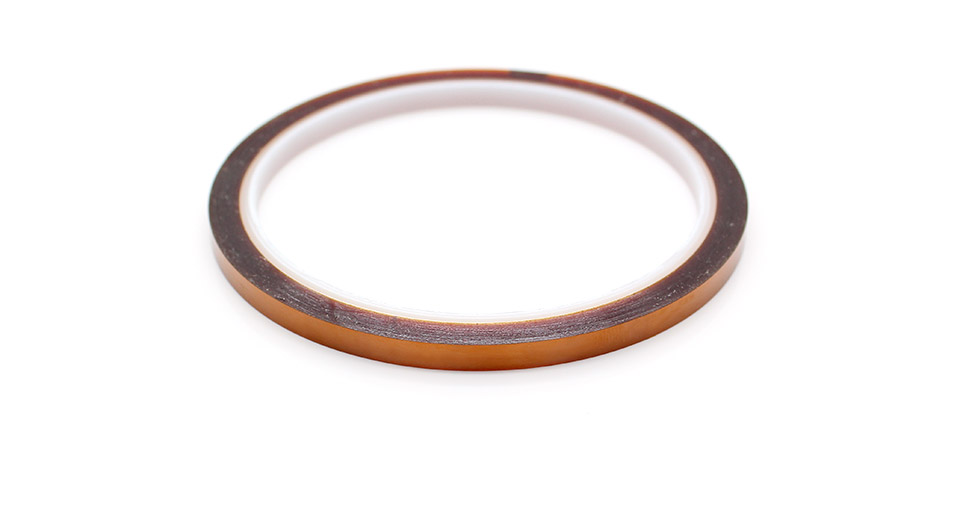 Kapton Polyimide High Temperature Resistant Adhesive Tape (5mm*30m)