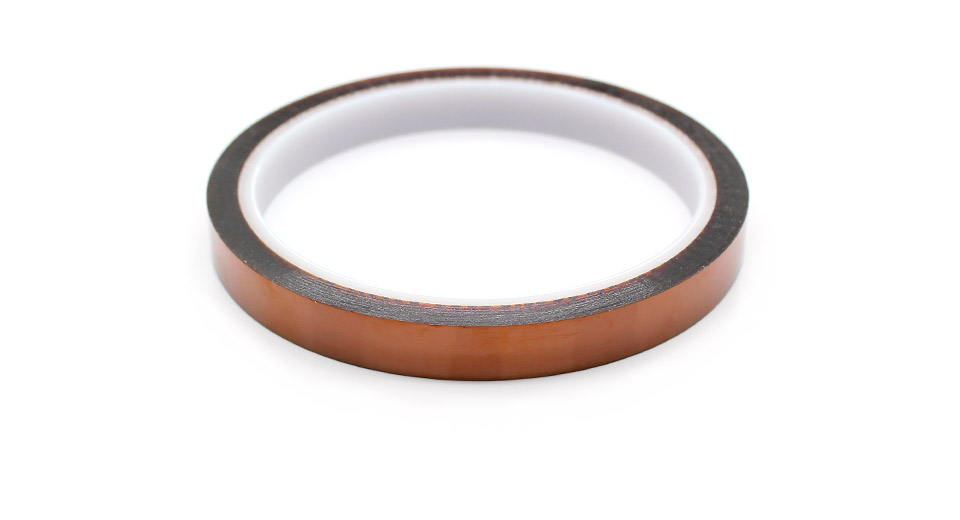 Kapton Polyimide High Temperature Resistant Adhesive Tape (10mm*30m)