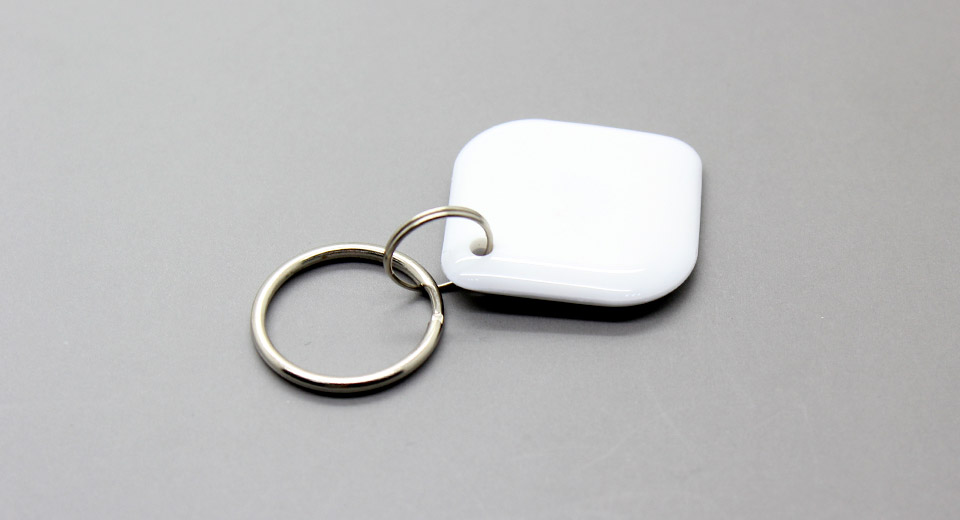 Rewritable Programmable NXP Mifare NFC Tag Keychain Tag: