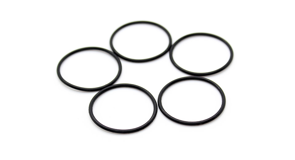 Water-tight O-Ring Seals (5-Pack)