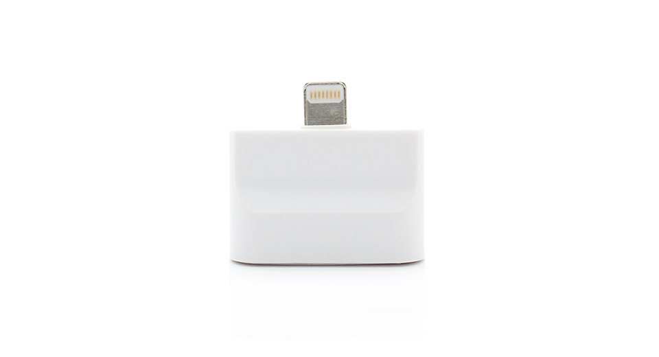 Product Image: 2-in-1-30-pin-micro-usb-to-8-pin-adapter-for