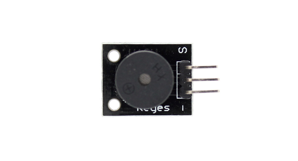 Product Image: keyes-arduino-compatible-active-speaker-buzzer