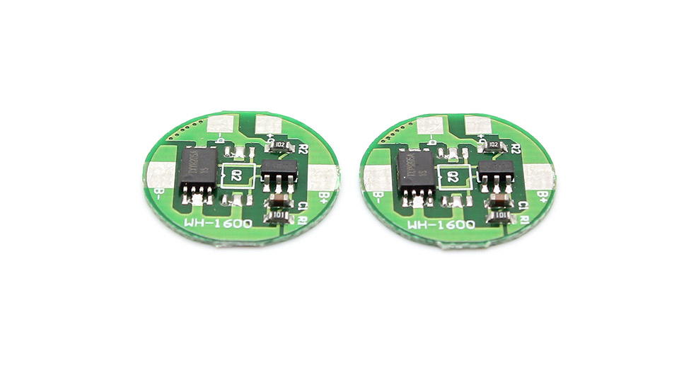 Product Image: wh-1600-2a-protective-circuit-board-for-16650-rech