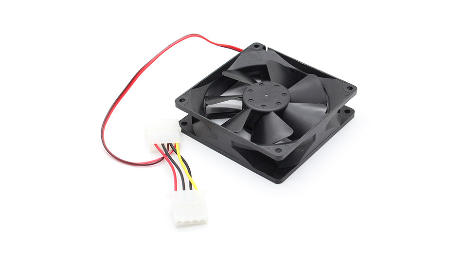 NMB 4-Pin Computer PC Case Cooling Cooler Fan