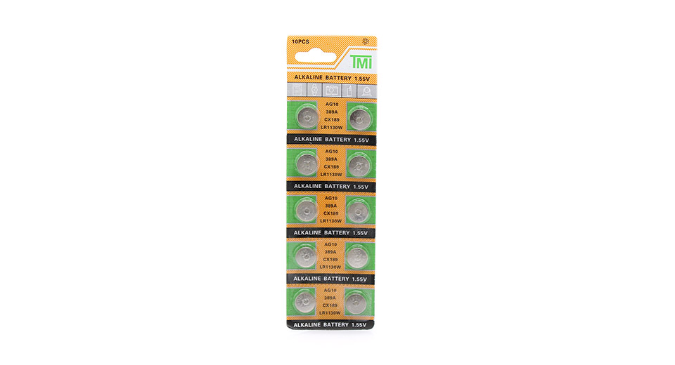 Product Image: ag10-155v-cell-button-batteries-10-piece-pack