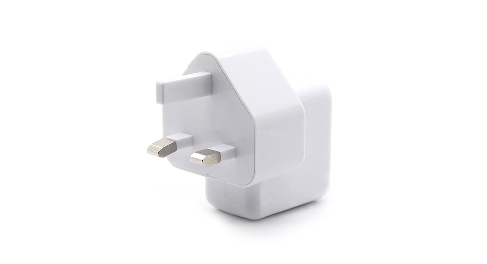 Image of 1.17A USB Power Adapter/Wall Charger (UK Plug)