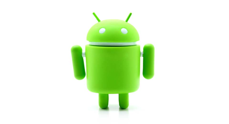 Google Android Robot Action Doll