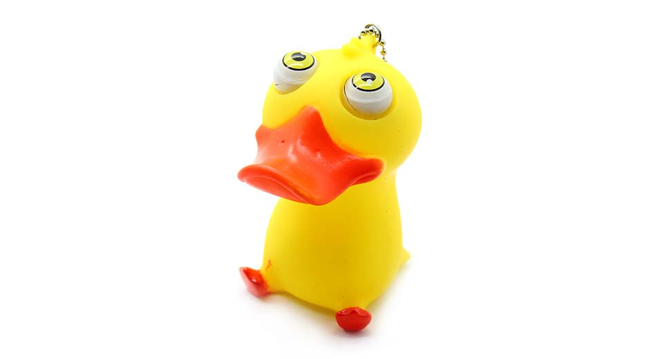 2 82 Cartoon Duck Style Eyes Pop Out Stress Reliever