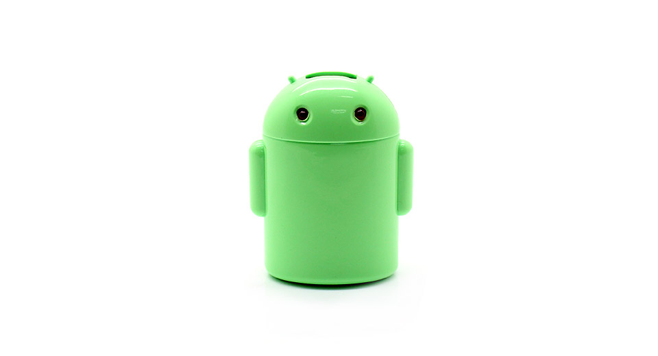 Android Robot Style USB Power Adapter / Wall Charger