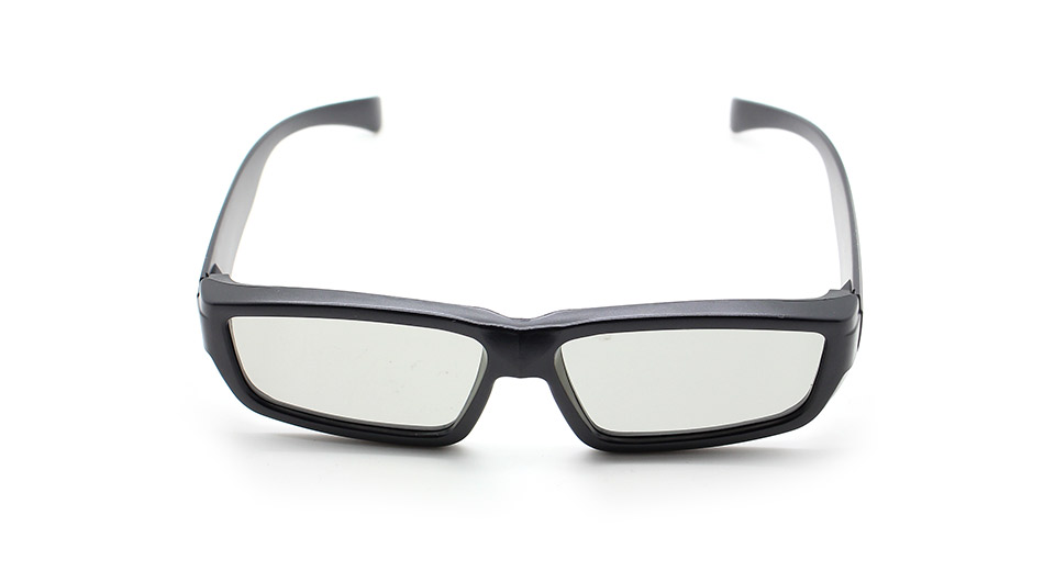 Stylish Circularly Polarized 3D Glasses