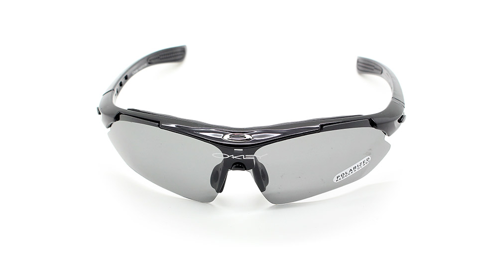 Stylish Outdoor Sports Bicycle Riding Eyes Protection Polarized Glasses Goggles