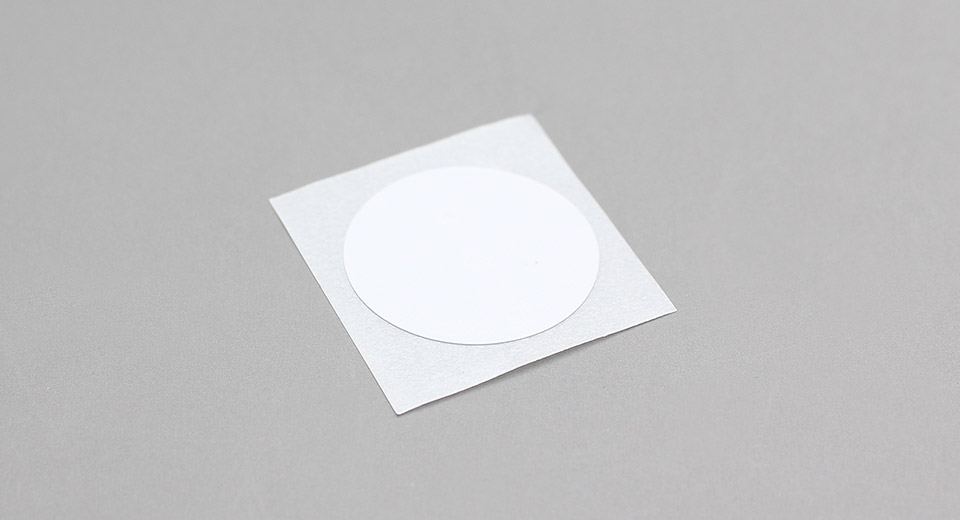 NTAG203 Rewritable Programmable NXP Mifare NFC Sticker Tag (Thin)